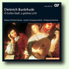 CD-Cover Dieterich Buxtehude